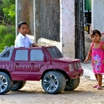 Cute Belizean Children