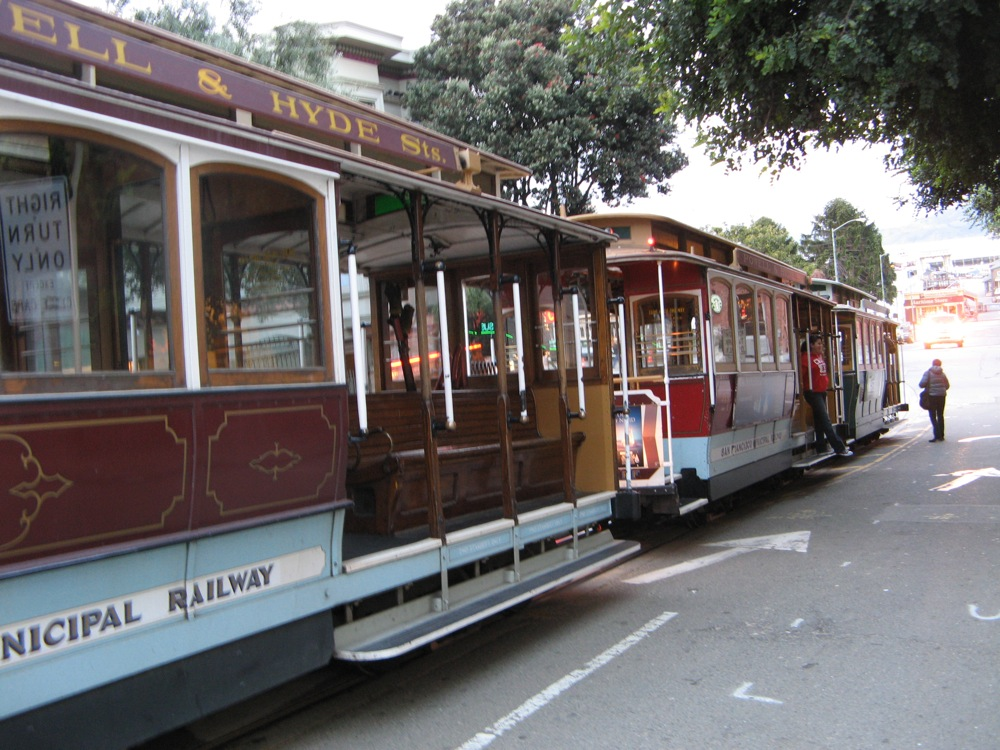 Streetcars which I desire