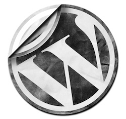 wp logo Wordpress revisited