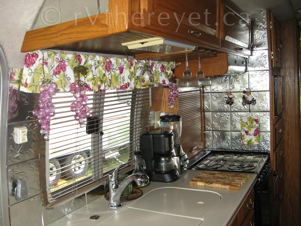 Grape theme Airstream