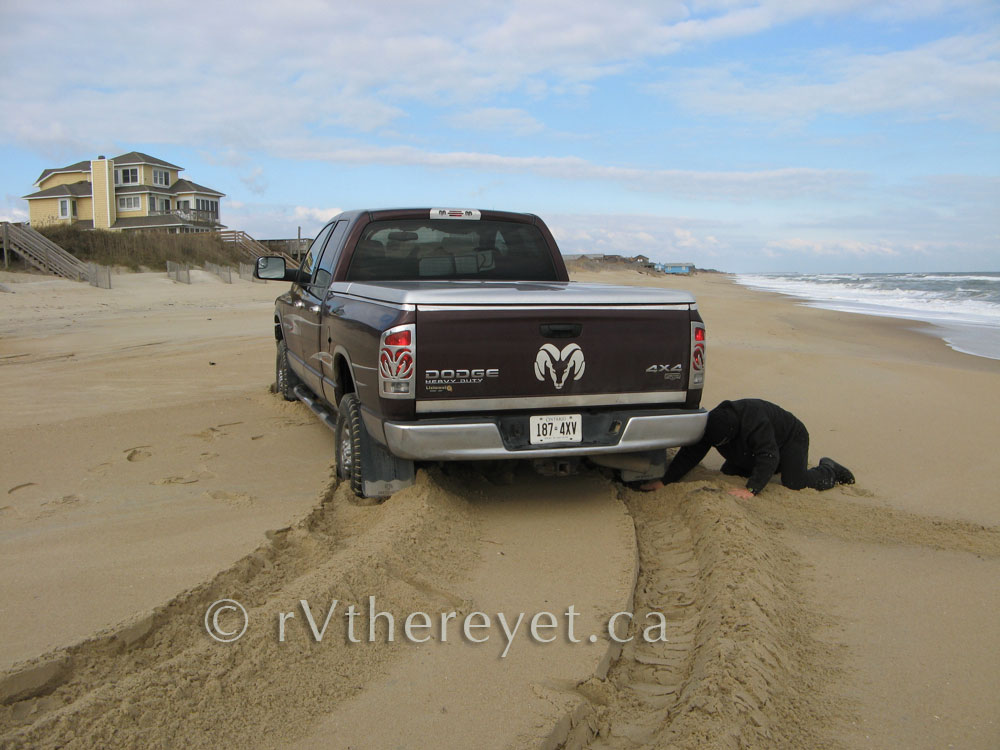 IMG 1035 Lessons on 4×4 Beach Driving