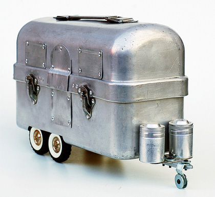 airstream lunchbox Stylin Airstream lunchbox