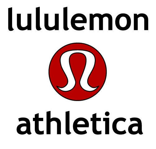 lululemon logo Knock Me Over With A Lululemon
